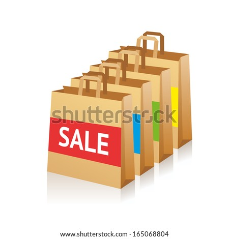 Sale Paper bags