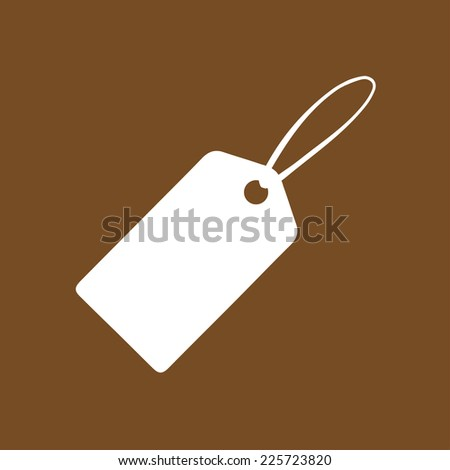Sale tags icon. Price labels percent sale off. Flat design style. Vector EPS 10.