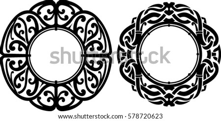 Maori Border Stock Images, Royalty-Free Images & Vectors ...