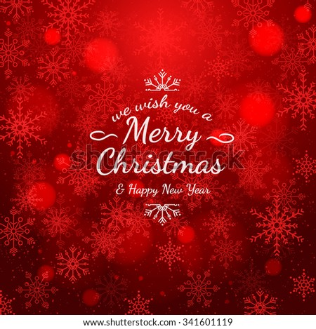 Sample Christmas Cards Colorful Text Texture Stock Vector 341601119 ...