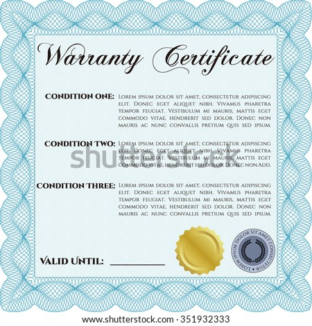 Warranty Certificate Template Sports Certificate Template Free – Sport Certificate Templates for Word