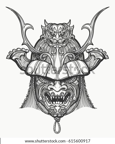 Samurai Tattoo Stock Images, Royalty-Free Images & Vectors ...