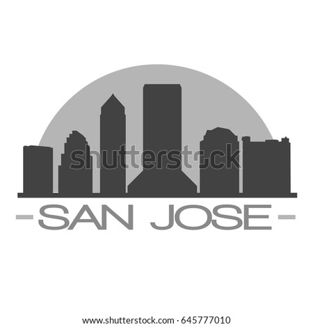 Downtown San Jose Stock Images Royalty Free Images