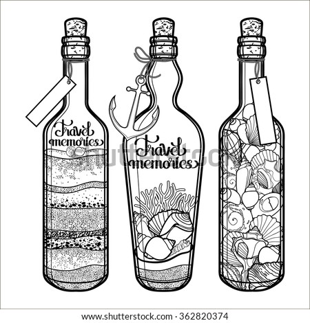 Ancient wine jug coloring page coloring pages for Coloring pages of bottles