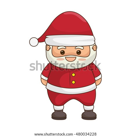 santa claus cartoon