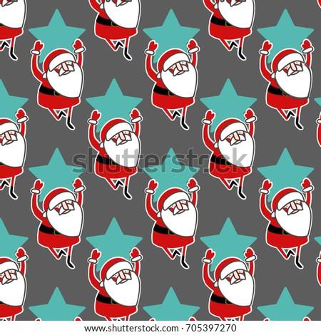 Santa Wallpaper 705397270