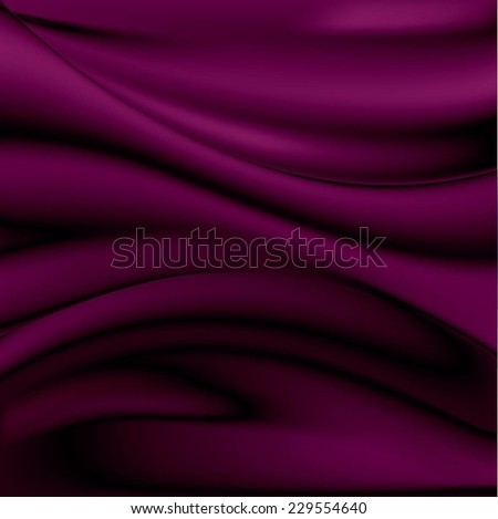 Satin background - stock vector