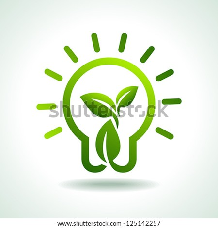 save green environment idea