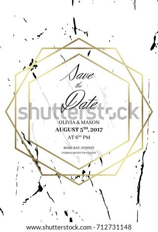 template for invite