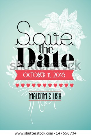 Save The Date Cards Stock Images, Royalty-Free Images & Vectors