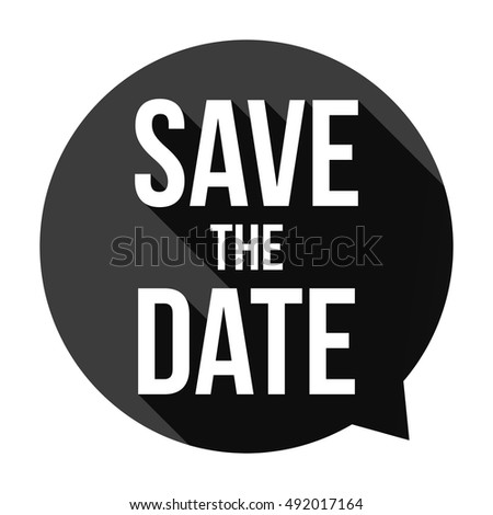 Black friday sale concept discount background stock vector 508608004 shutterstock for Save the date vector