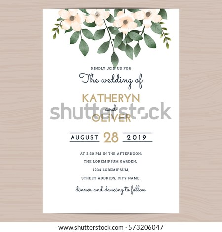 Save The Date Card Stock Images RoyaltyFree Images  Vectors