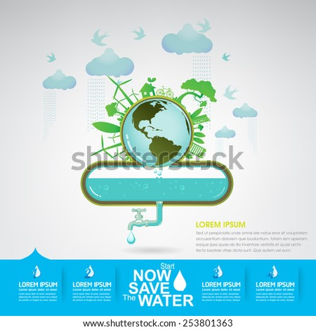 Save The Water Ecology