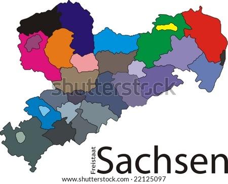 Saxony Color