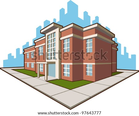 Elementary School Building Stock Images, Royalty-Free ...
