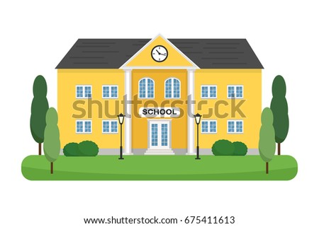 College Building Stock Images Royalty Free Images