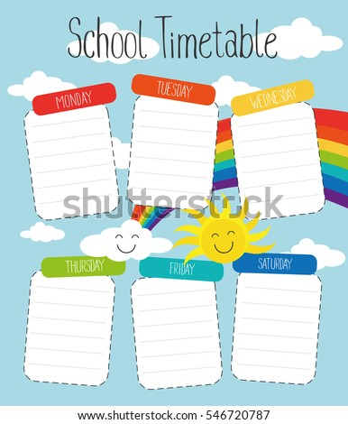 Timetable Stock Images RoyaltyFree Images  Vectors  Shutterstock