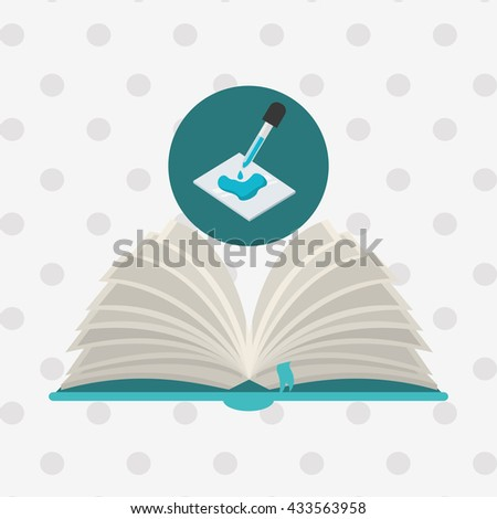 science book design