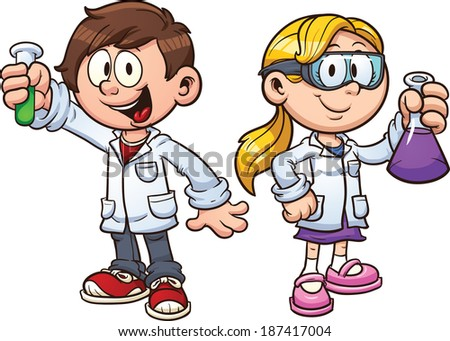 Scientist Cartoon Stock Images Royalty Free Images