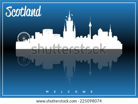 silhouette austrohungarian architecture spiers on medieval stock photo 374209807 shutterstock. Black Bedroom Furniture Sets. Home Design Ideas