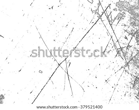 Scratch Texture.Scratch Background.Texture Grunge.Distress Grunge Dirty Grain Vector Texture,Place Texture over any Object to Create Scratch Effect,Scratch Overlay Texture,Scratch Vector Texture, - stock vector