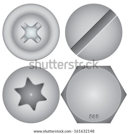quothex bolt headquot stock images royaltyfree images