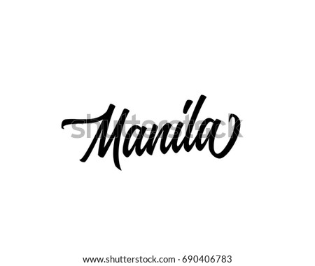 Script Text Country Capital City Name Stock Vector - Country name and capital city