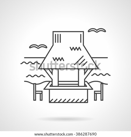 Gazebo Stock Vectors, Images & Vector Art | Shutterstock