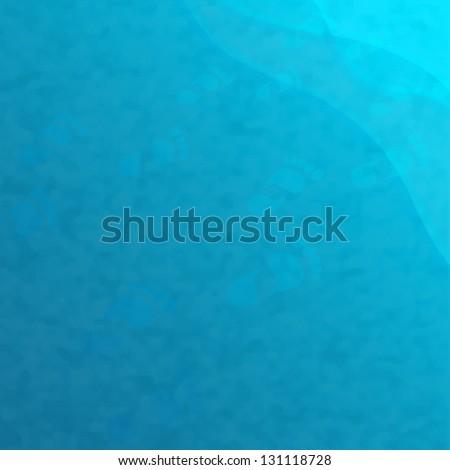 Sea water background, vector EPS10 - stock vector