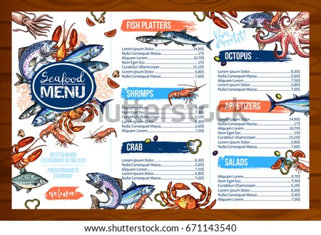 Seafood platter stock images royalty free images for Fish stocking prices