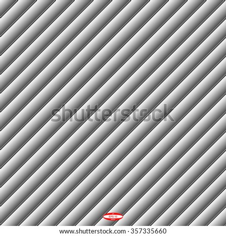 Seamless Abstract Background. Black white Lines and grey Stripes. Vector illustration