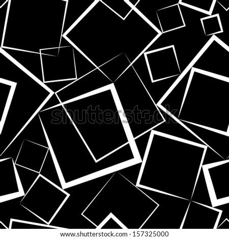 Seamless Abstract Design - stock vector