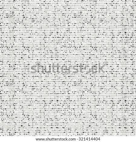 seamless abstract irregular noisy striped pattern - stock vector