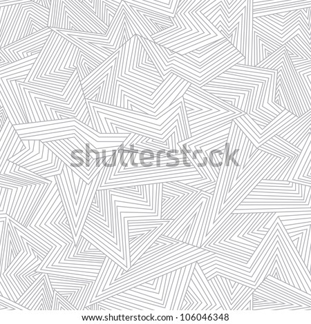 Seamless abstract light background. Vector illustration - stock vector