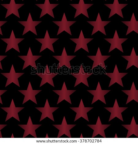 Seamless abstract metallic pattern background from hexagons