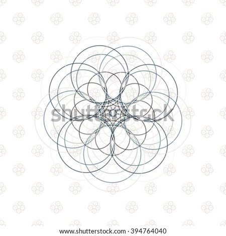 Japanese Flower Crochet Pattern Diagram together with Ethnic Mandala Design Decorative Round Ornaments 591951764 together with Receita De Sousplat De Croche Passo besides Threshold together with Tatting Spool Needle Crochet. on crochet pattern circle lace
