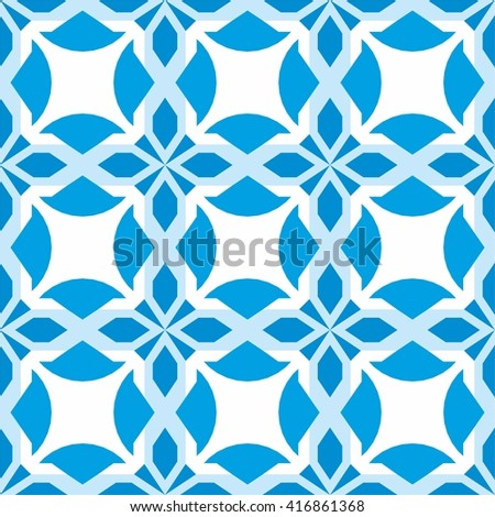 Seamless abstract pattern. Elegant victorian texture in damask style. Vector illustration. Can be used for wallpaper, textiles, wrapping paper, page fill, design, web page, background. - stock vector