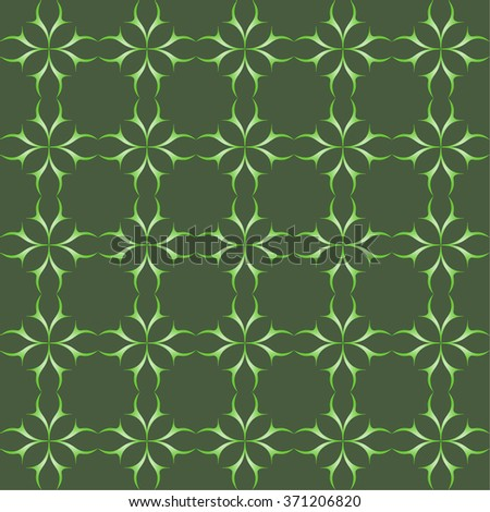 Seamless abstract pattern. Elegant vintage textura.Vector illustration. Can be used for wallpaper, textiles, design, wrapping paper, web page, background. - stock vector