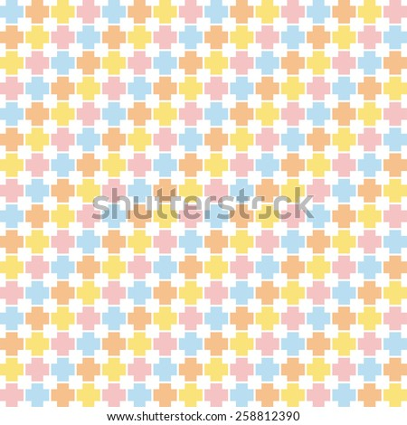 Seamless abstract pattern. Modern elegant neutral wallpaper. - stock vector