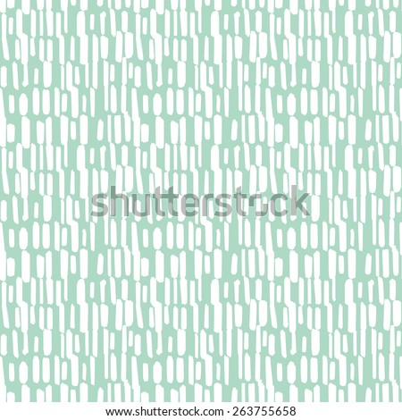 Seamless abstract pattern with brushstrokes and splatters painted in green and white. Animal pattern. Seamless pattern can be used for pattern fills, wallpapers, web page backgrounds. - stock vector