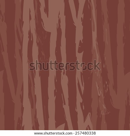 Seamless abstract pattern with tree bark-3 - stock vector