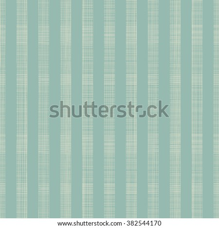 seamless abstract striped pattern in turquoise and beige  - stock vector