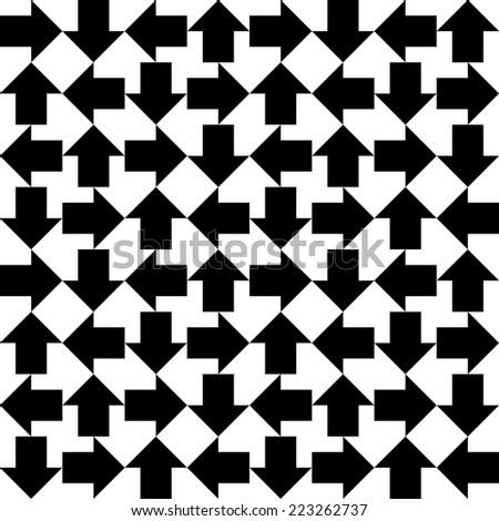 Seamless Arrows Pattern