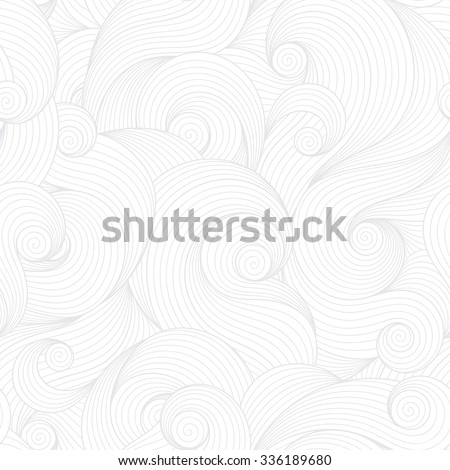 Seamless asian ethnic floral retro doodle black and white background pattern in vector. Henna paisley mehndi doodles design tribal pattern.