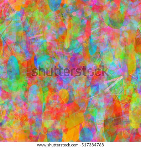 Seamless background. Mix pigment. Colorful