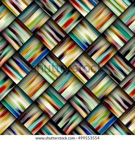 Seamless background pattern. Diagonal geometric abstract pattern.