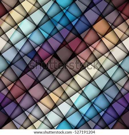 Seamless background pattern. Diagonal geometrical abstract pattern.