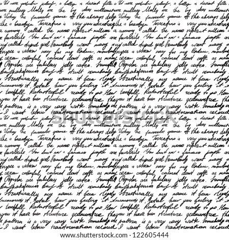 Handwriting Background Stock Photos, Royalty-Free Images & Vectors ...