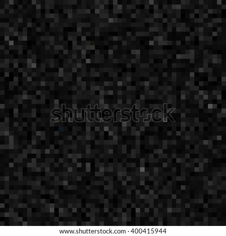 Seamless black geometric pattern. Vector background EPS10. Design for your flyers, banners, brochures, covers, posters, cards etc. - stock vector