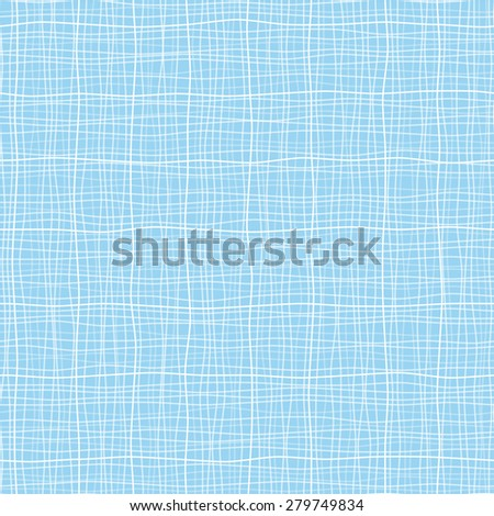 seamless blue colored abstract background vector illustration - stock vector